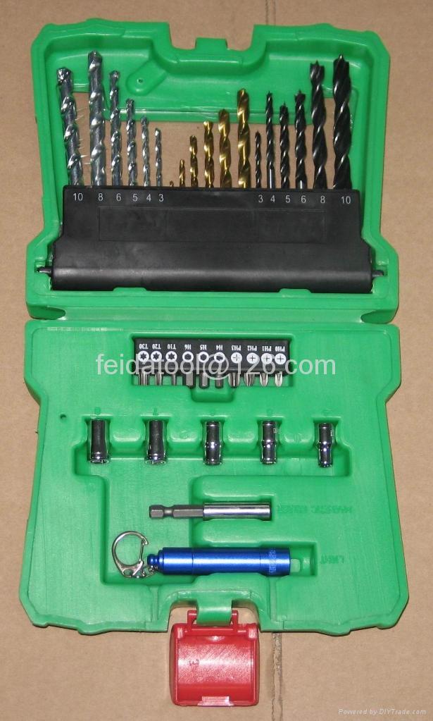 35 pcs Drill Bit Set