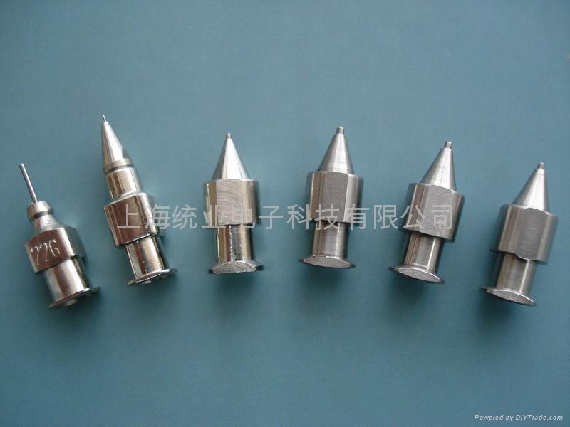 全不鏽鋼點膠機針頭 2