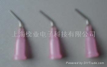 供应点胶机针筒连接器 4
