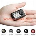 Mini HD Spy Camera with Motion Sensor