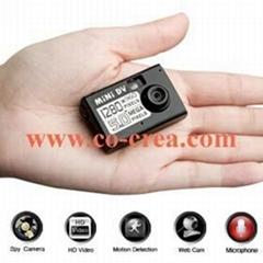 Mini HD Spy Camera with