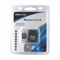 16GB Micro SDHC Memory C