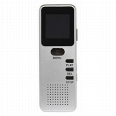 Professional High-definition Digital Recording with MP3 and FM Radio (4GB)