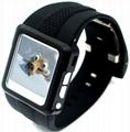 8GB Digital MP4 wristwatch(AE-BR-L32)