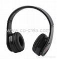 sport mp3 headphone with fm radio  451463