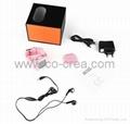 MQ007 Super Cool - 1.5 Inch Watch Cell Phone (Bluetooth, FM)