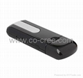 Mini HD U8 USB Disk Spy Hidden Camera DV DVR with Motion Detector 400577