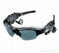Sunglasses with Bluetooth (4GB, Black) 15199