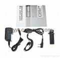 New Version (VHF136-174Mhz UHF 400-480Mhz)VHF/ UHF Dual-Band Two Way Radio 3
