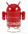 Android Robot Fashionable Portable