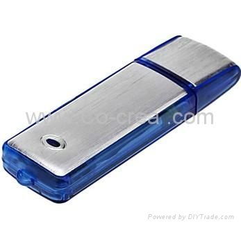 8GB Digital pen Voice Recorder II + USB Flash Memory Stick Drive V01(Blue) 3