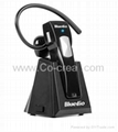 Bluedio 99B with Charging Dock Earbud Bluetooth 3.0 Headphone for Mobile Phones