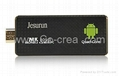 Jesurun MK809III Quad Core Android 4.1.1 Google TV Player (Wifi,2GB RAM,8GB ROM,