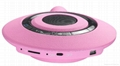 UFO Bluetooth Speaker and Driving Recorder  DVR