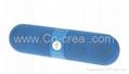 F808 Muti Funtion Bluetooth Speaker Support TF/MP3 Player/FM(Blue)