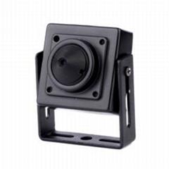 Mini 1/3''SONY Color CCD Camera (Dimension: 25x25mm) + Small Volume, Lightweight