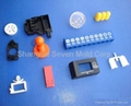 Plastic injection molding service in