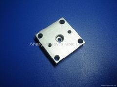 plastic product with chrome plating surface