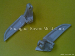 ABS injection molding Handle of auto door, plastic injection moulded