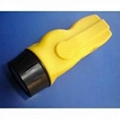 plastic flashlight casing, moulding part