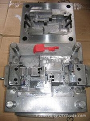 plastic injection mold,tool