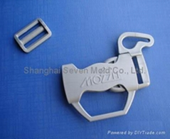 plastic injection moulding clasp,buckle,fastener