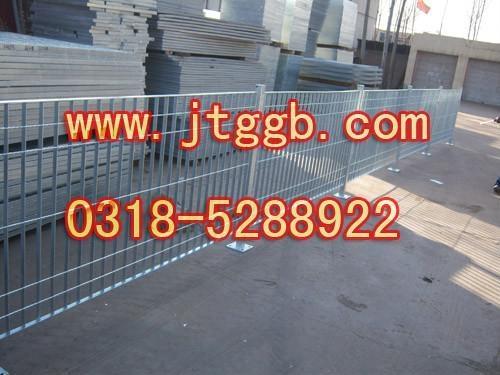 钢格栅护栏