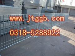 鋼格柵圍欄