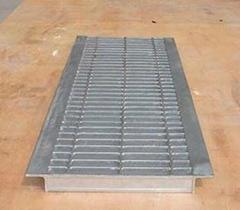 不鏽鋼格柵板