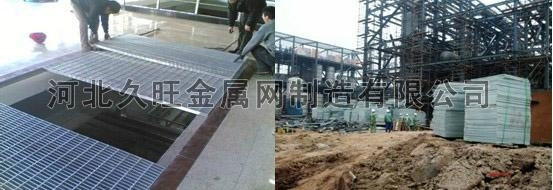北京污水處理項目施工現場