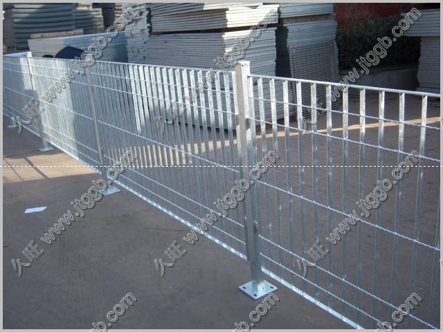 此图为最常用钢格板型号323/30/100,主要用在走人平台或检修平台