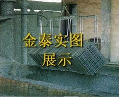 钢格板的热镀锌工艺