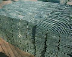 热镀锌沟盖板 热浸锌排水沟盖板