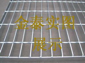 熱鍍鋅鋼格板平台 2