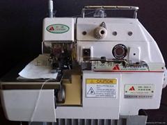 台進接皮機接布機平縫機平接機DK-306-1