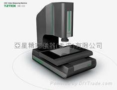 TZTEK三次元自動影像量測儀