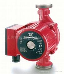 格兰富家用热水循环泵
