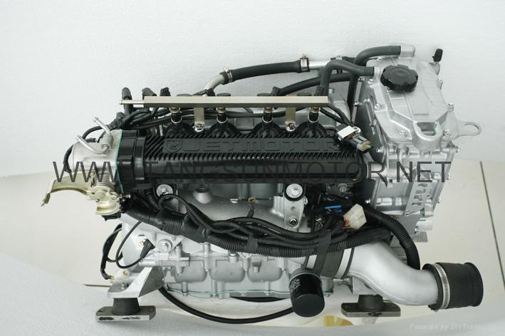 Kawasaki Jet Ski Engine Swap