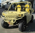800cc gas UTV for transportation/ EPA