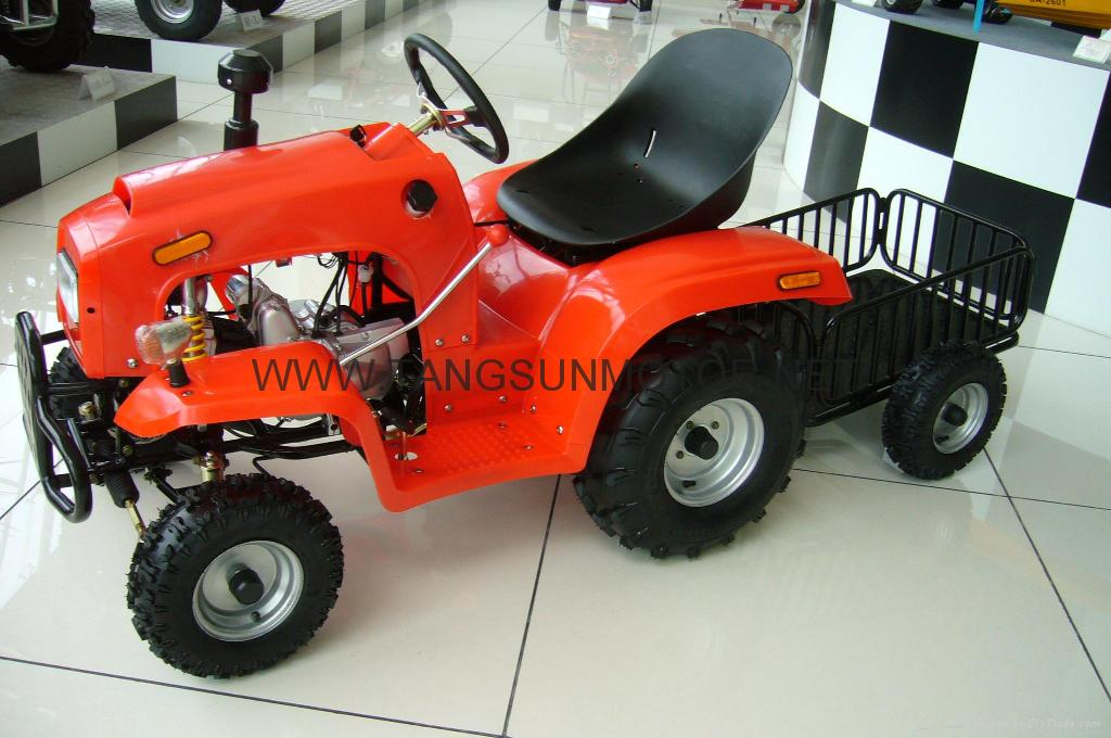 110CC MINI TRACTOR ;ATV;UTV. 1
