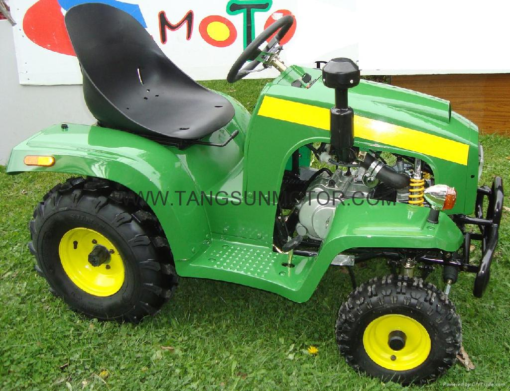 110CC MINI TRACTOR ;ATV;UTV  5