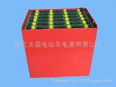 鎮江叉車電池