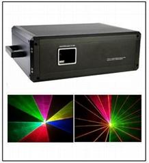 1000mW Full color laser light