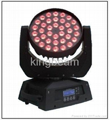 36*10W Quad LED moving head wash