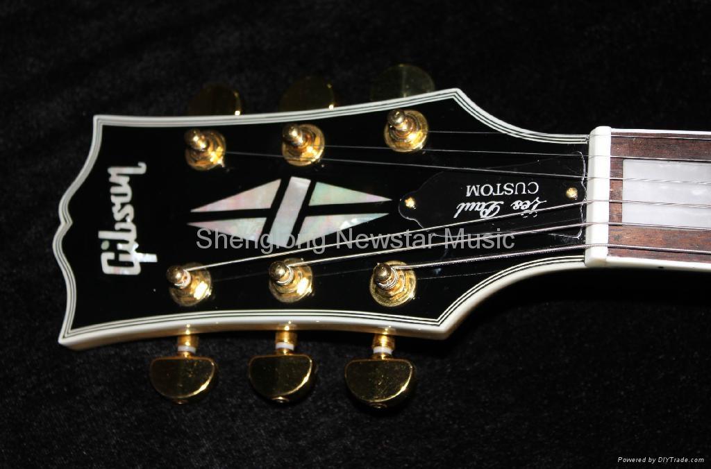 Electric Guitar Les Paul Guitar 3 Gibson Les Paul