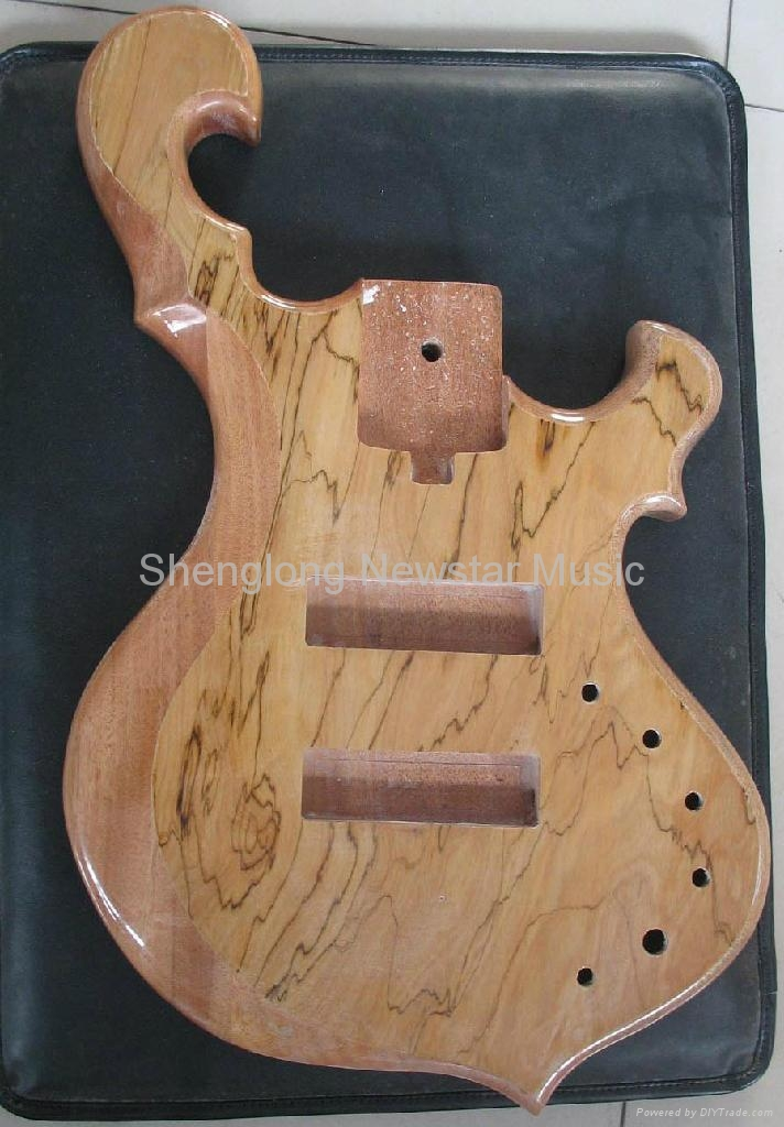 Spalted Maple Veneer With Spalted Maple Veneer