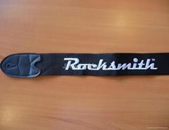 Custom Logo Guitar Straps,Guitar Belts,Hot Press Printing or Inwrought