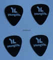 Custom Promotional Advertising Celluloid Guitar Picks