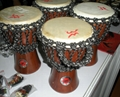 Miniature Latin Drums/Gift Drum/Gift Musical Instruments