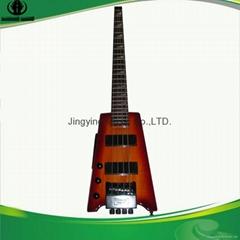 Headless Bass Guitar